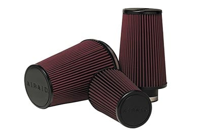 Cadillac XLR AirAid SynthaFlow Cold Air Intake Replacement Filters