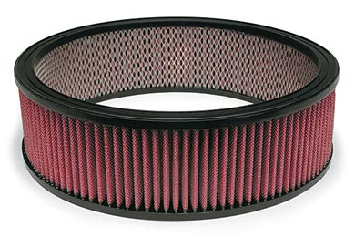 BMW X5 AirAid SynthaFlow Universal Round Air Filters