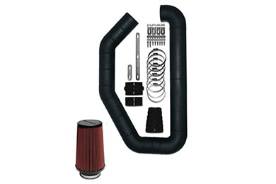 GMC Sierra AirAid U-Build-It Universal Intake Kits