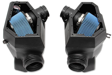BMW 6-Series Dinan High-Flow Air Mass Meter & Intake Assemblies