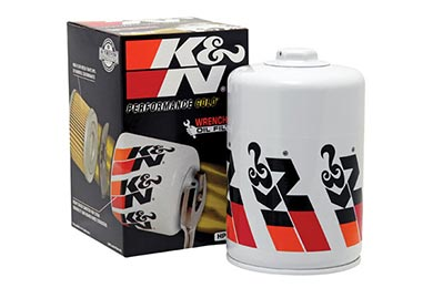 Ford Mustang K&N Premium Wrench-Off Oil Filters