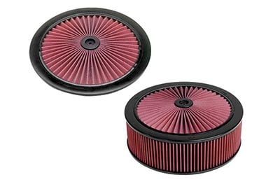Chevy Corvette K&N XStream Round Custom Air Filter Assemblies