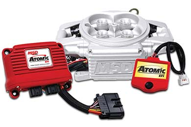 Chrysler 300 MSD Atomic EFI Throttle Body Kit
