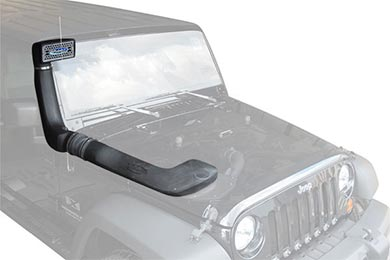 Jeep Wrangler Volant Periscoop Snorkel