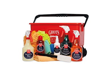 Griot's Garage Wash, Wheel & Tire Kit