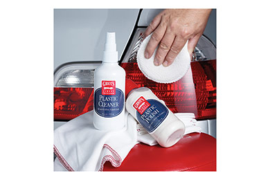 Griot's Garage Plastic Care Kit