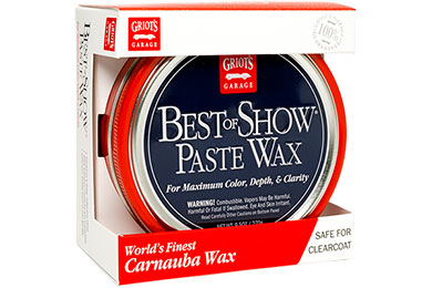 Griot's Garage Best of Show Paste Wax