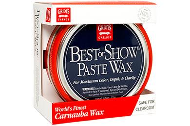 griots garage best of show paste wax