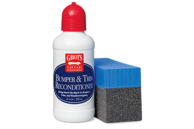 Griot's Garage Bumper and Trim Reconditioner