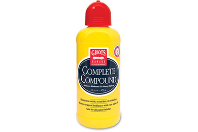 Griot's Garage Complete Compound