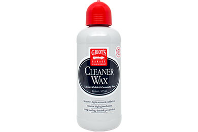 Griot's Garage Liquid Wax 3-In-1