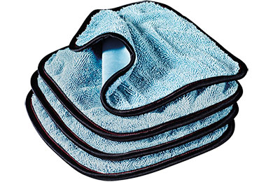 Griot's Garage PFM Dual Weave Glass Towels