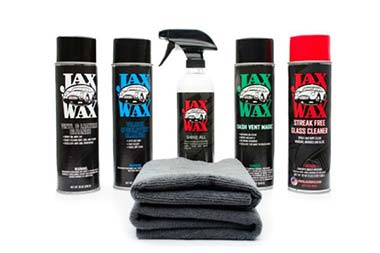 Jax Wax Detailing Products