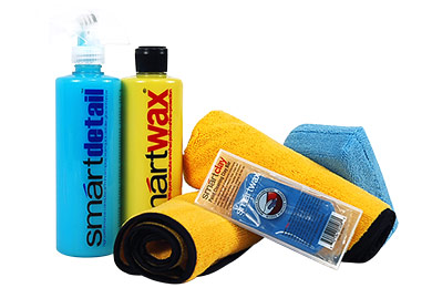 Smartwax Clay & Wax Kit
