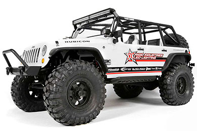 Rigid Industries Axial SCX10 RTR