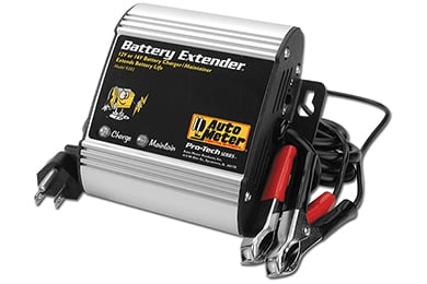 autometer battery chargers