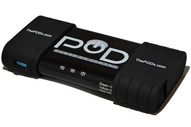 Mitsubishi Montero POD X4S Portable Jump Starter