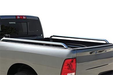 Ford F-350 Go Rhino Stake Pocket Bed Rails