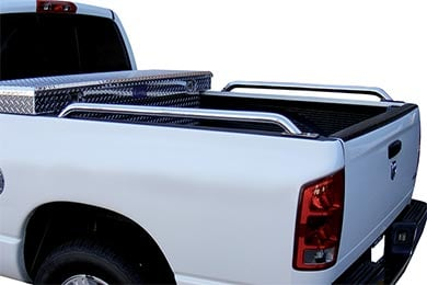 Ford Explorer Go Rhino Universal Truck Bed Rails