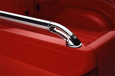 Ford F-150 Putco Boss Locker Side Bed Rails