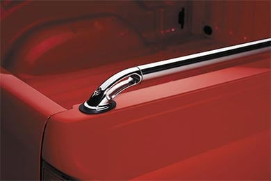 Ford F-150 Putco Locker Side Bed Rails