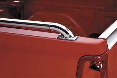 Ford F-350 Putco SSR Locker Side Bed Rails
