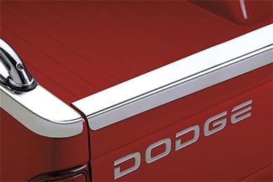 Ford F-250 Putco Tailgate Cap