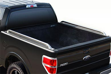 Toyota Tundra Raptor Series Tubular Truck Bed Rails