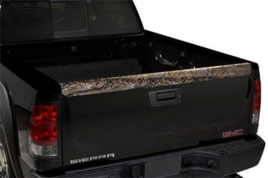 Dodge Ram Stampede Rail Topz Camo Tailgate Caps
