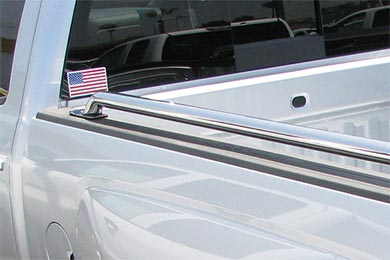 Ford F-350 Steelcraft Truck Bed Rails