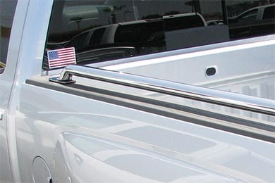 Chevy Silverado Steelcraft Truck Bed Rails