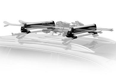 Thule Universal FlatTop Ski Rack