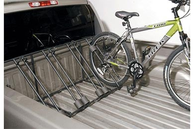Jeep Wrangler Advantage SportsRack Truck Bed Bike Rack