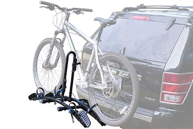 GMC Envoy Advantage SportsRack FlatRack Hitch Mount Bike Rack