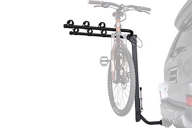 Maserati Ghibli Advantage SportsRack TiltAWAY Hitch Mount Bike Rack