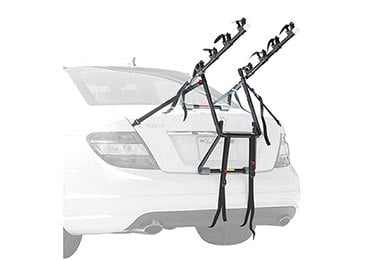 Kia Amanti Allen Bike Racks Deluxe 4-Bike Trunk Carrier