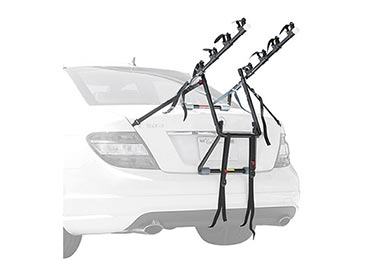Jeep Wrangler Allen Bike Racks Deluxe 4-Bike Trunk Carrier
