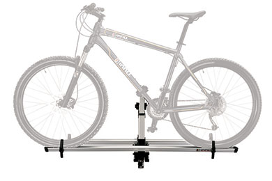 Ford Edge INNO Aero Light QM Hitch Mount Bike Rack