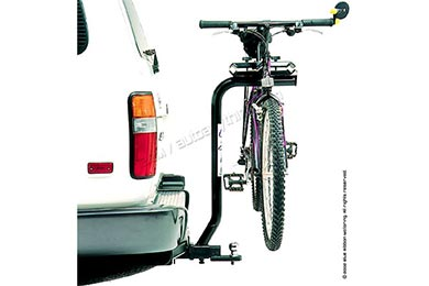 BMW X5 Surco OSI Receiver Slide Over Bike Rack