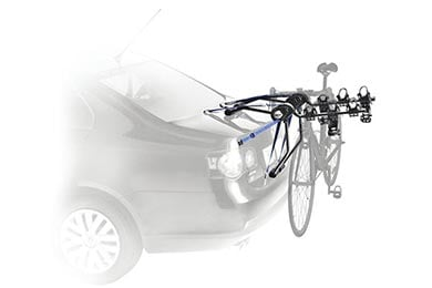 BMW X5 Thule Passage Trunk Mount Bike Rack