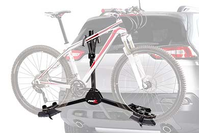 Dodge Charger ProZ Hitch Platform Bike Rack