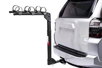 proz premium hitch bike rack