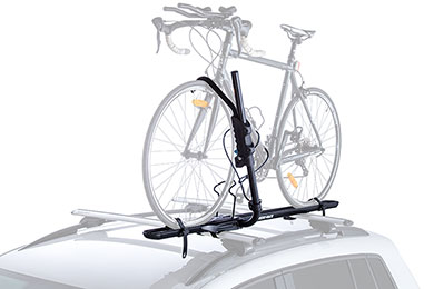 BMW X5 Rhino-Rack Roof Mount Hybrid Bike Rack