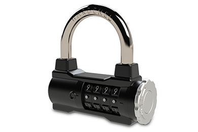 Ford Expedition RockyMounts Dialup Pad Lock
