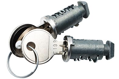 Toyota Highlander RockyMounts Lock Cores