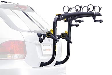 BMW X5 Saris Bones RS Trunk Mount Bike Rack