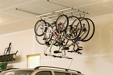 Honda Element Saris CycleGlide Ceiling Mount Bike Storage