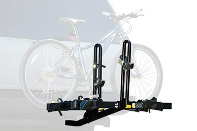 BMW X5 Saris Freedom Hitch Mount Bike Rack