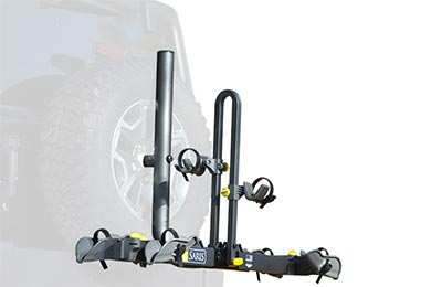 GMC Envoy Saris Freedom Spare Tire Bike Rack