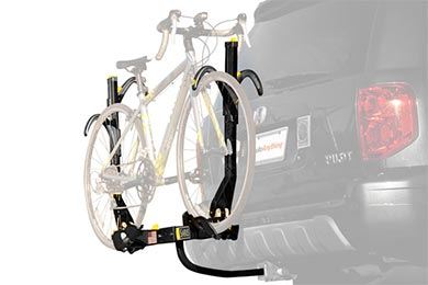 Kia Sportage Saris Freedom SuperClamp Hitch Mount Bike Rack